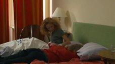 3. Мария Саффо в черных трусиках – Капкан