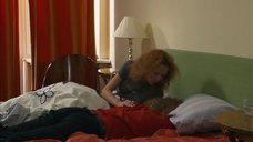 4. Мария Саффо в черных трусиках – Капкан