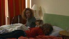 5. Мария Саффо в черных трусиках – Капкан