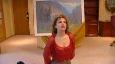 9. Татьяна Борисова в красном лифчике – Стервы, или Странности любви