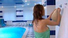 4. Татьяна Борисова снимает полотенце – Стервы, или Странности любви