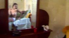 2. Голая грудь Татьяны Борисовой – Кобра: Антитеррор