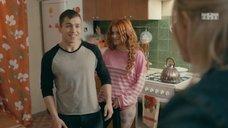 10. Интим с Ксенией Сурковой на кухонном столе – Ольга