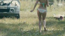 4. Ирина Старшенбаум в купальнике – Ольга