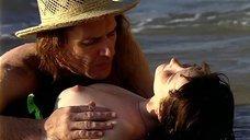 Секс с Ольгой Понизовой на пляже