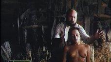 11. Полностью голая Анна Матюхина в бане – Третья планета