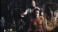 13. Полностью голая Анна Матюхина в бане – Третья планета