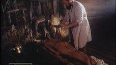 3. Полностью голая Анна Матюхина в бане – Третья планета