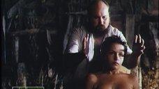 8. Полностью голая Анна Матюхина в бане – Третья планета