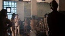 11. Русские женщины в общественной бане – Тело