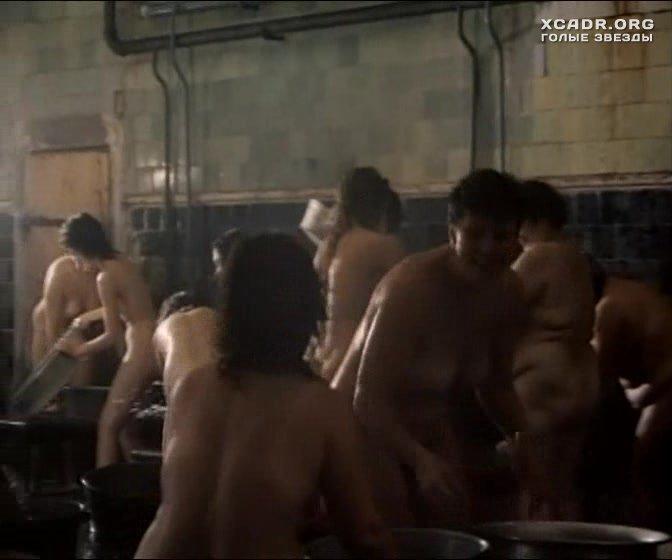 Женская баня в колонии порно 6