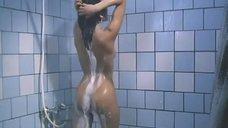 2. Обнаженная Мария Липкина принимает душ – Колесо любви