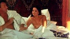 4. Голая грудь Ольги Кабо – Любовь немолодого человека