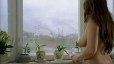 2. Большая голая грудь Марины Вовченко – 4
