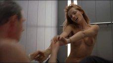 8. Страстный секс с Ольгой Родионовой в лифте – Лифт