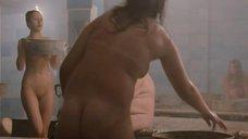 2. Обнаженная Надежда Толубеева в бане – Перемирие