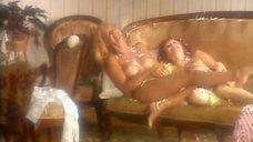 Лесбийская сцена с Ольгой Родионовой и Еленой Морозовой