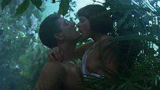 Секс с Людмилой Ширяевой в лесу