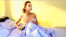 Наталья Коренная засветила голую грудь