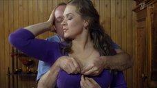 5. Сочная грудь Светланы Колпаковой – Обнимая небо