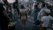 Диана Пожарская без одежды