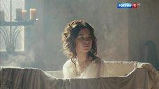 10. Мария Андреева принимает ванну в рубашке – София