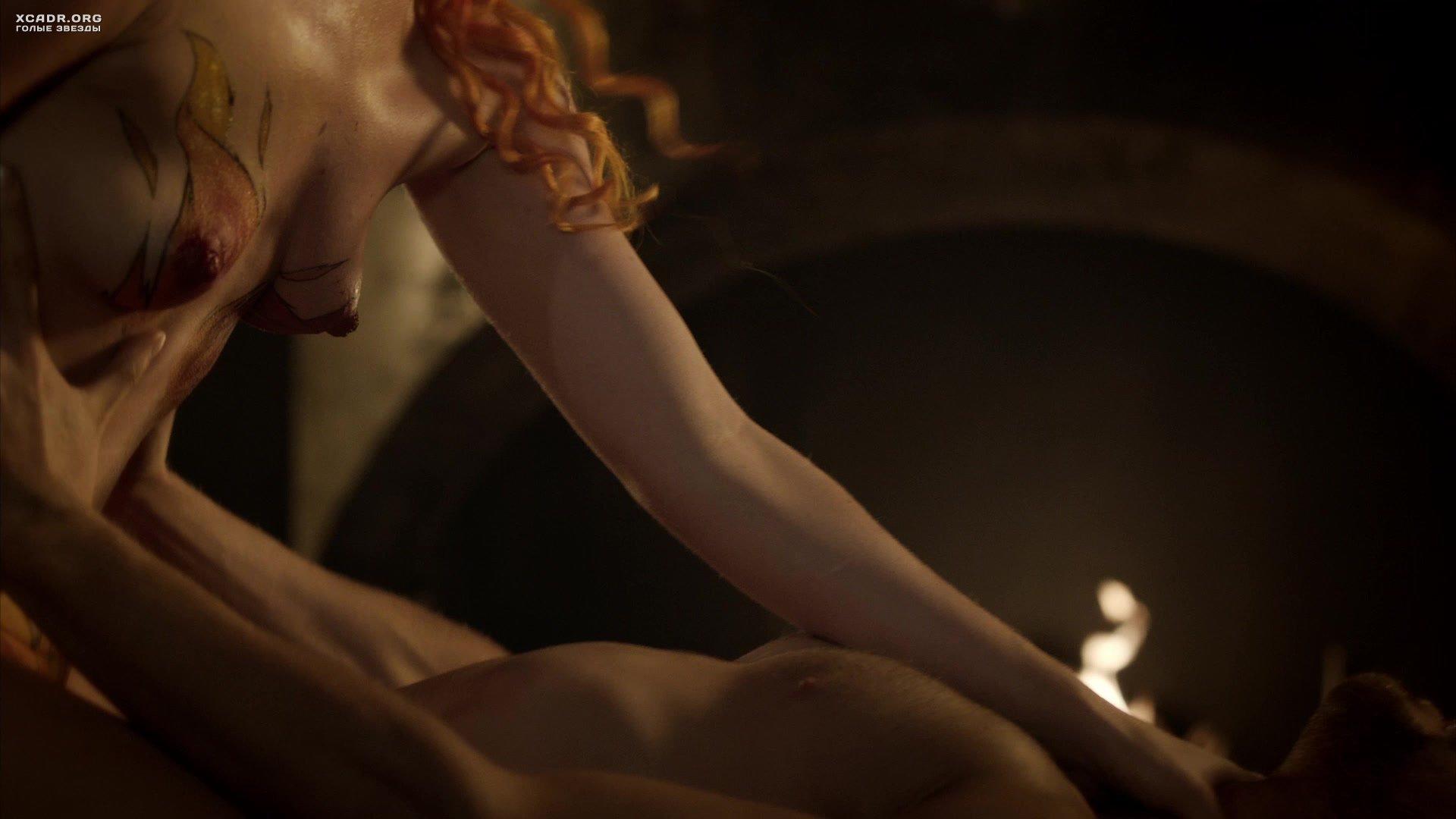 голые девушки из демонов да винчи