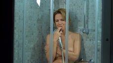 3. Мария Сурова топлесс под душем – Последняя ночь