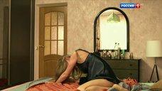 14. Секси Анна Казючиц в ночнушке – Коварные игры