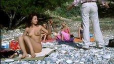Евгения Брик в купальнике