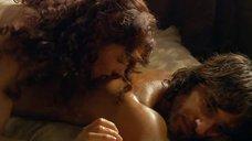 2. Интимная сцена с Ларой Коррочано – Римская Испания, легенда