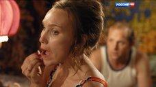 4. Дарья Екамасова в прозрачной ночнушке – Деньги