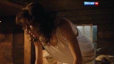 Ольга Дыховичная засветила грудь
