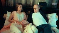 Постельная сцена с Алиной Ланиной