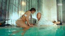 Соблазнительная Алина Ланина в купальнике