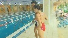Наталья Бочкарева в купальнике