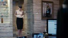 3. Голая грудь Юлии Снигирь – Про Любовь (2015)