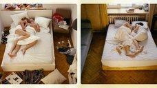 10. Постельная сцена с Марией Данилюк и Александрой Бортич – Про Любовь (2015)