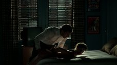 12. Эротическая сцена с Дакотой Джонсон – На пятьдесят оттенков темнее