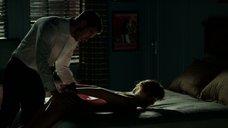 9. Эротическая сцена с Дакотой Джонсон – На пятьдесят оттенков темнее
