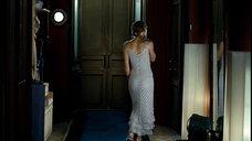 3. Сексуальная Анна Казючиц в вязаном платье – Юленька