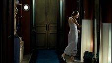 4. Сексуальная Анна Казючиц в вязаном платье – Юленька