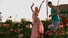 Индийский танец сексуальной Ольги Красько