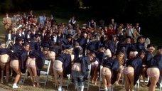 Бетси Расселл, Фиби Кейтс, Кэтлин Уилхойт и Кари Лайзер показывают попки на выпускном