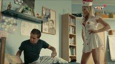 3. Сексуальная медсестра – Универ. Новая общага