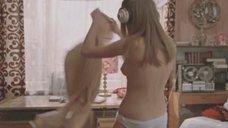 Секси Наталья Вавилова засветила грудь