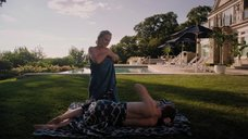 13. Секс с Малин Акерман в бассейне – Миллиарды