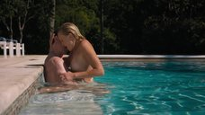 2. Секс с Малин Акерман в бассейне – Миллиарды