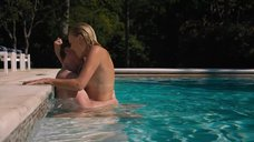 3. Секс с Малин Акерман в бассейне – Миллиарды