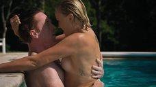 7. Секс с Малин Акерман в бассейне – Миллиарды